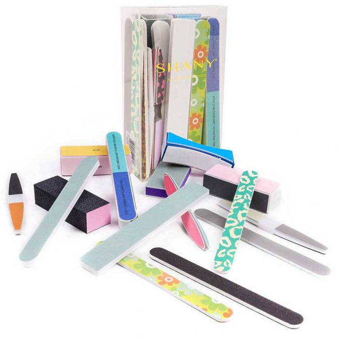 Shany Cosmetics Assorted Nail Buffer Files