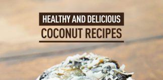 Healthy and Delicious Coconut Snack Recipes