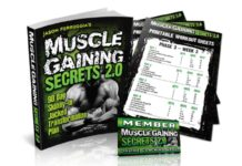 Muscle Gaining Secrets 2.0 Review
