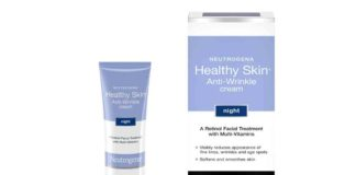Neutrogena Healthy Skin Anti-Wrinkle Cream Review
