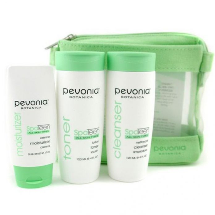 Pevonia Spateen All Skin Types 3 Piece Kit