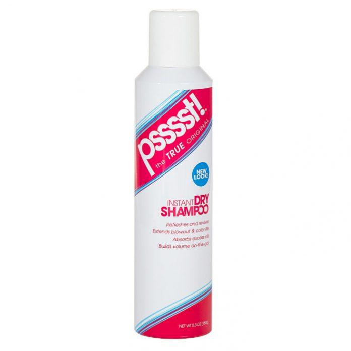 Psssst! Instant Dry Shampoo Spray