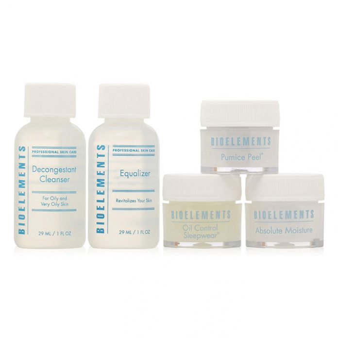 Bioelements Travel Light for Kit for Combination Skin