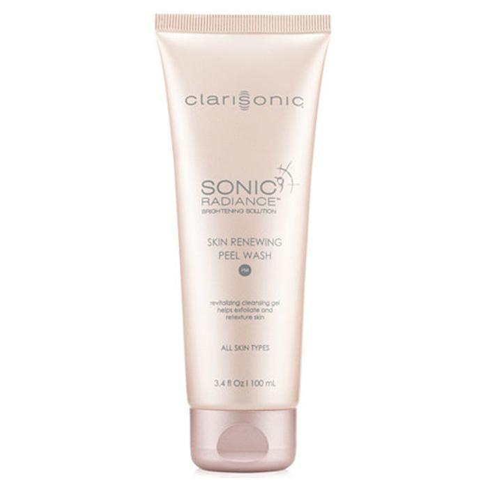 Clarisonic Sonic Radiance Brightening Solution Skin Renewing Peel Wash