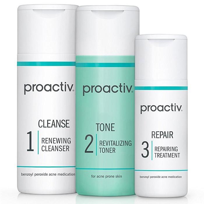 Proactiv 3 Step Acne Treatment System Starter Kit