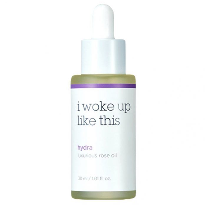 I WOKE UP LIKE THIS Hydra Luxurious Rose Oil