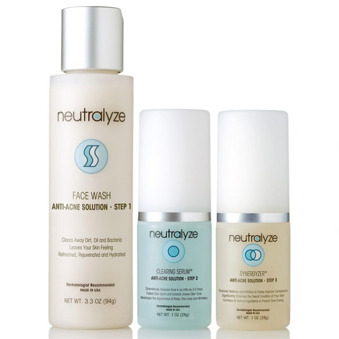 Neutralyze Moderate to Severe Acne Treatment Kit