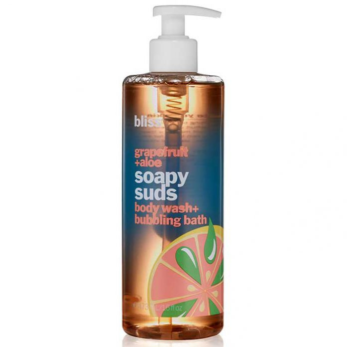 Bliss Soapy Suds