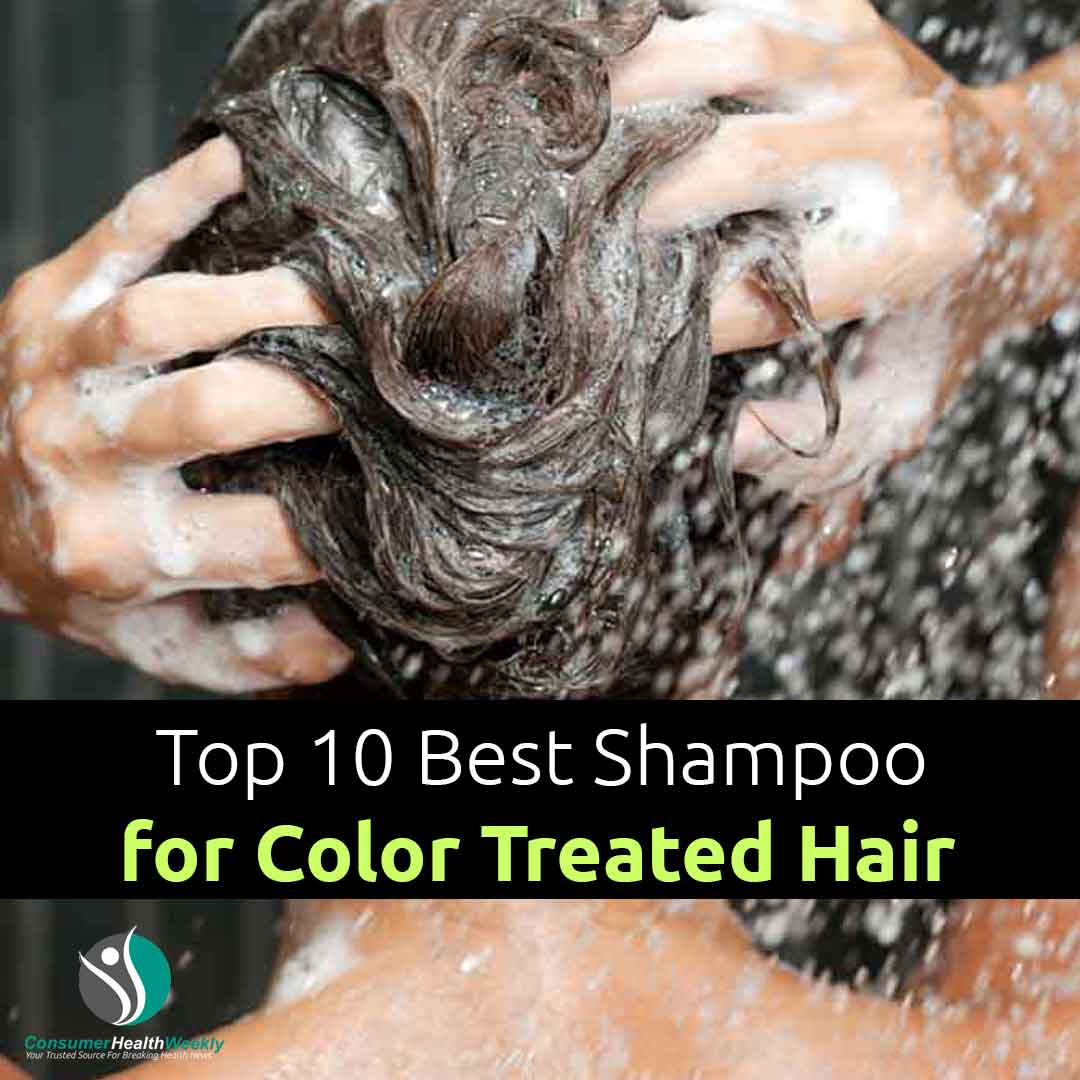 Top 10 Best Shampoo for Color Treated Hair