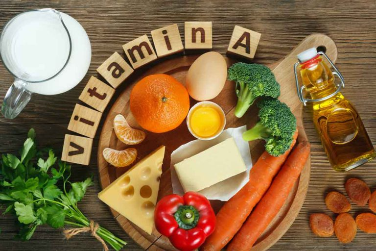 Vitamin A: Best in Small Doses
