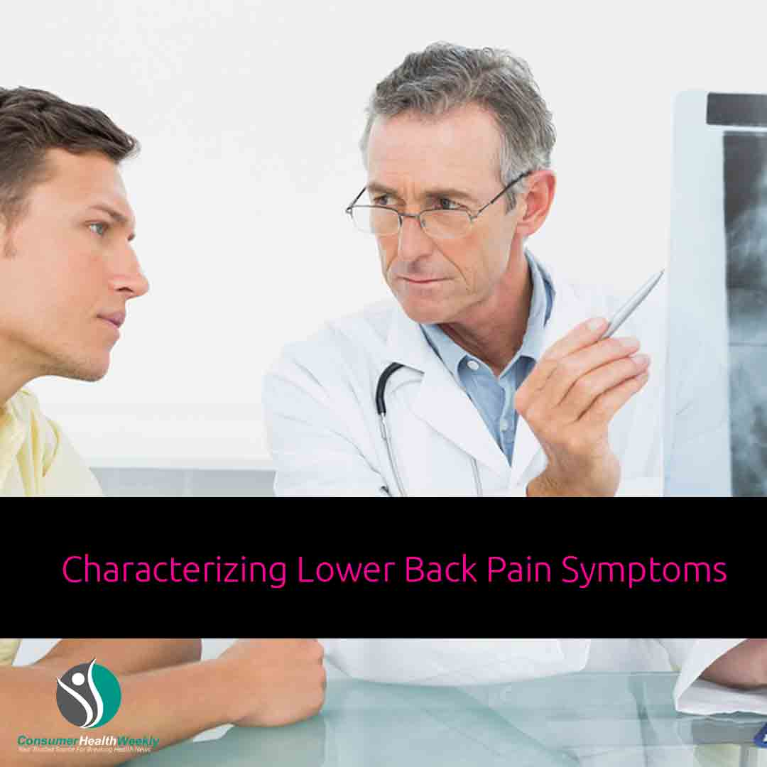 Characterizing Lower Back Pain Symptoms