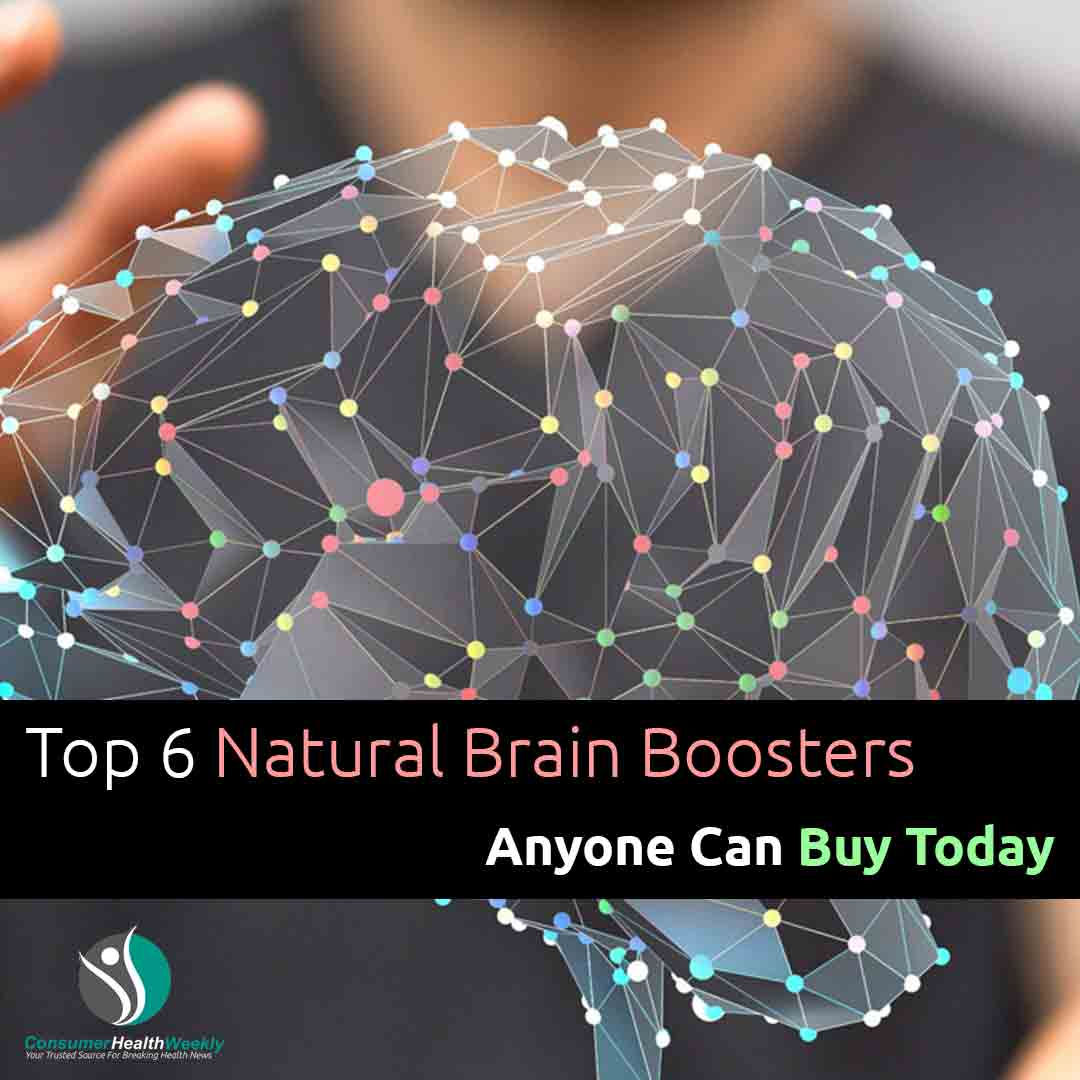 Top Natural Brain Boosters Anyone Can Buy Today